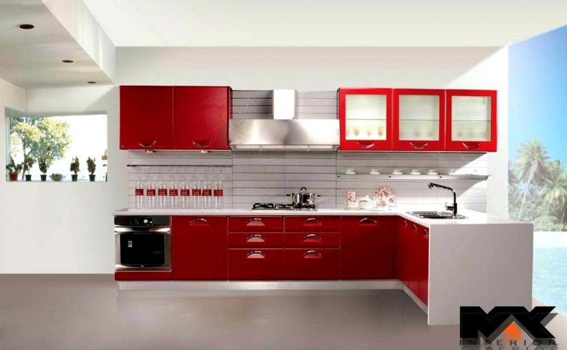Pilihan Gaya Kitchen Set Modern Murah
